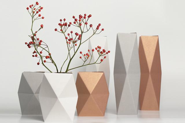 Cardboard Vase Designs GatorDuct